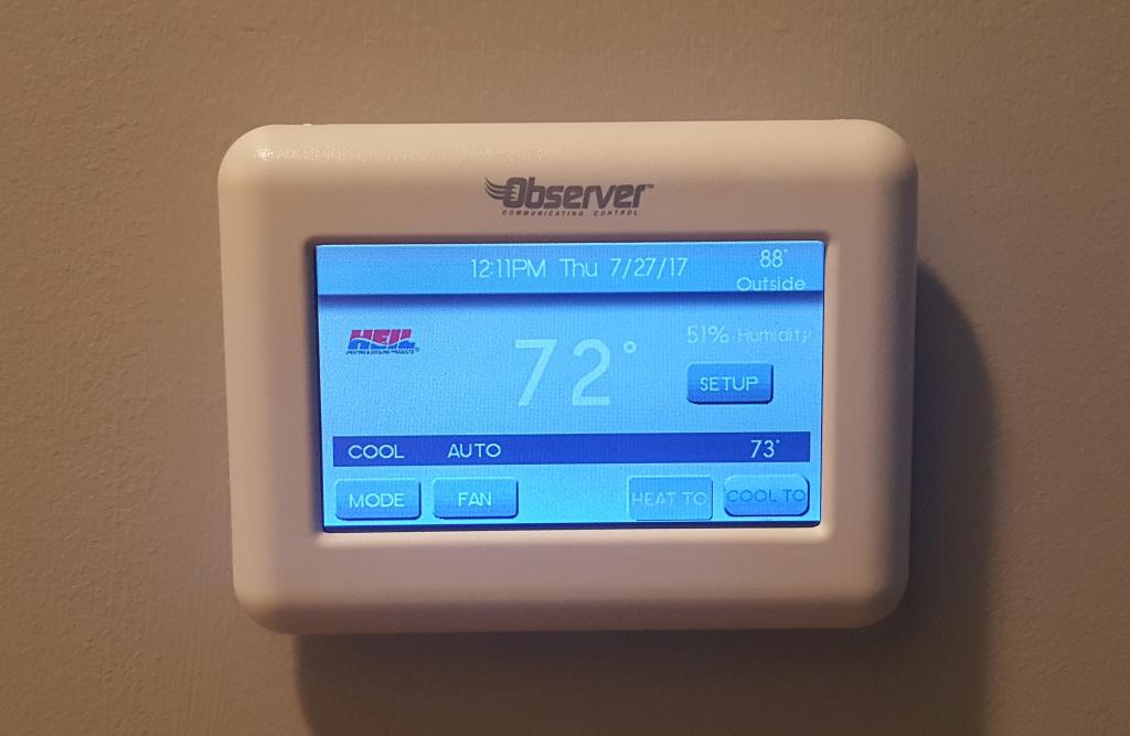 Heil Observer Thermostat