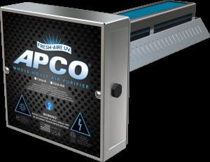 APCO UV Light Clean Air System