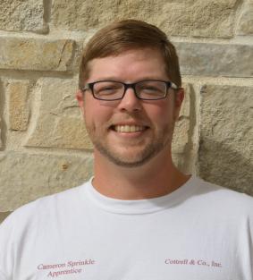 Cameron Sprinkle   HVAC Specialist